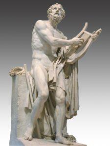 Sculptures, musée du Louvre / décembre 2004